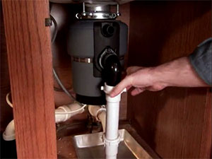 install-garbage-disposal